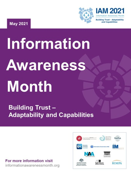 Information Awareness Month_2021_A3_Poster